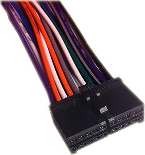 61fjEF3yjiL._AC_UL320_SR298320_ amazon com jensen 20 pin wire harness cell phones & accessories