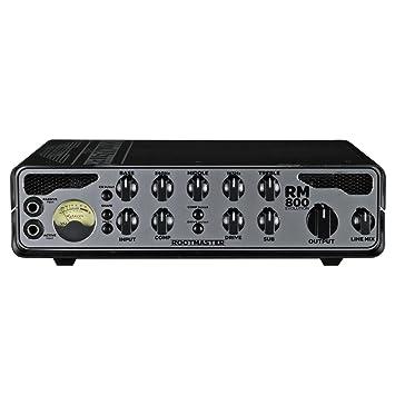 Ashdown rm-800-evo cabecero amplificador de bajo, ...