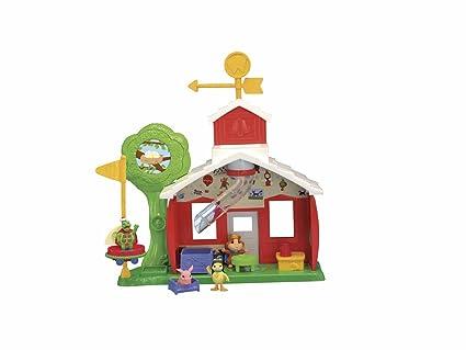 Amazon.com: Fisher-Price The Wonder Pets Schoolhouse Adventure ...