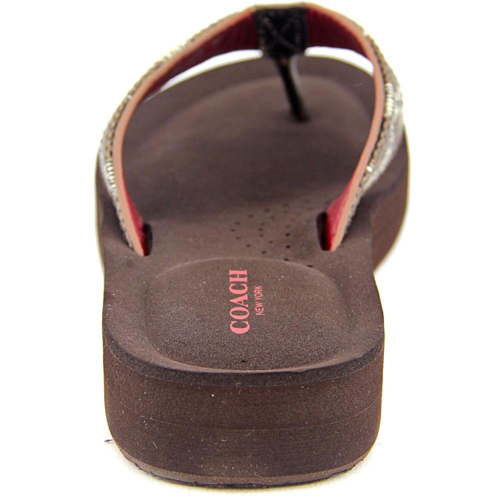 779b2843a5d0 Coach Women s Judy Black Brown Bronze 11 M US  Amazon.co.uk  Shoes   Bags