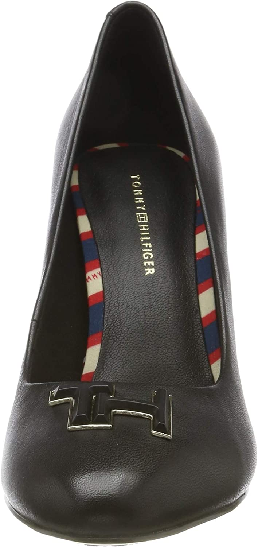 Tommy Hilfiger Essential Leather Pump Escarpins Femme