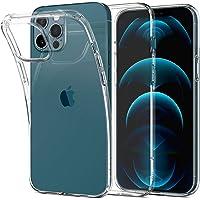 Spigen Liquid Crystal Fodral Kompatibel med iPhone 12 Pro Max -Crystal Clear