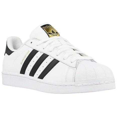 quality design 936b1 9d1a4 adidas Originals Superstar Foundation - Zapatillas para hombre, color  golden-schwarz-weiß,