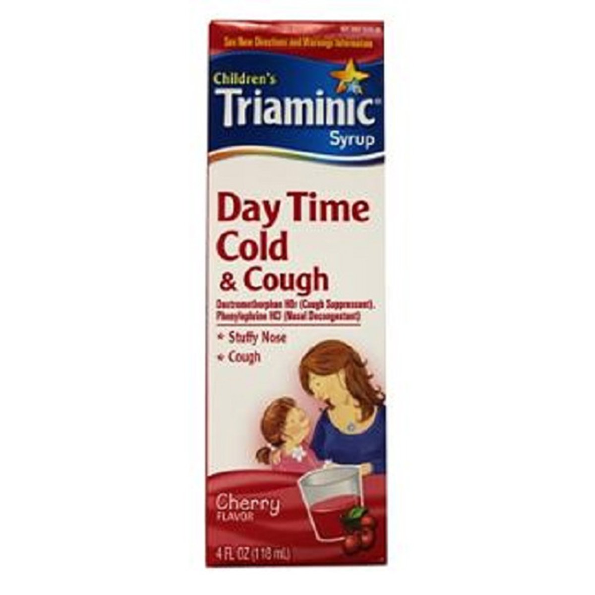 Amazoncom Product Of Triaminic Childrens Day Time Cold Cough