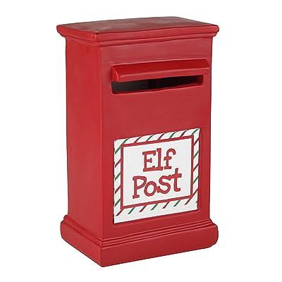 eBuyGB 1318505 Elfos en estantes 24 Tarjetas de Navidad calcetín de Juguete (Post-Box y Informe): Juguetes y juegos