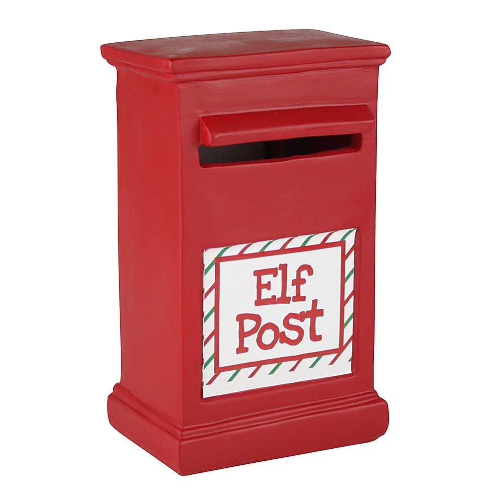 Elves on Shelves Postbox Report Cards - Xmas Christmas Kids Childrens Naughty Nice Range (Elf, Postbox Report Cards) eBuyGB