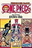 One Piece (Omnibus Edition), Vol. 16: Thriller Bark, Includes vols. 46, 47 & 48