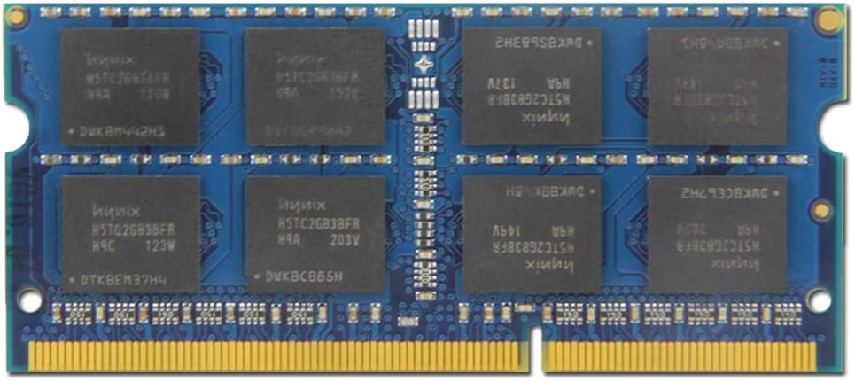Todayday Normal Hynix Chip 1.35V DDR3L 1866MHz 1867MHz 8GB Memory RAM Module for Laptop,Memory Capacity 8GB