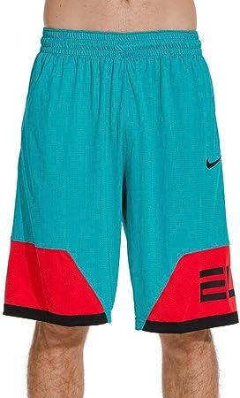 Nike Dry Elite Block - Pantalones Cortos de Baloncesto para Hombre ...