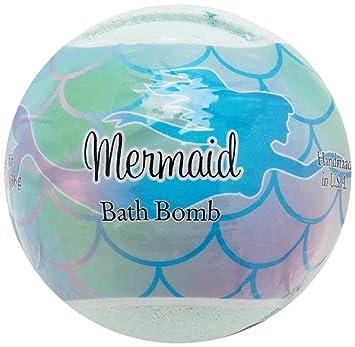 7c738ddb2bfe Amazon.com   Primal Elements Mermaid Bath Bomb