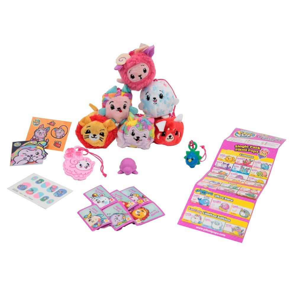 Multicolore Modelli//Colori Assortiti Giochi Preziosi  Pikmi Pops 1 pezzo PKM11010