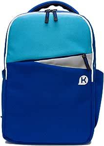 KAGS Ashton Series 2.0 Ergonomic School Backpack, Blue