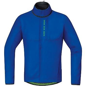 e9d7f89d446 GORE WEAR Jwpowt Power Trail Veste Homme Brilliant Blue FR   XXL (Taille  Fabricant