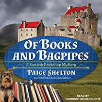 OF BOOKS AND BAGPIPES: SCOTTISH BOOKSHOP MYSTERY SERIES, BOOK 2