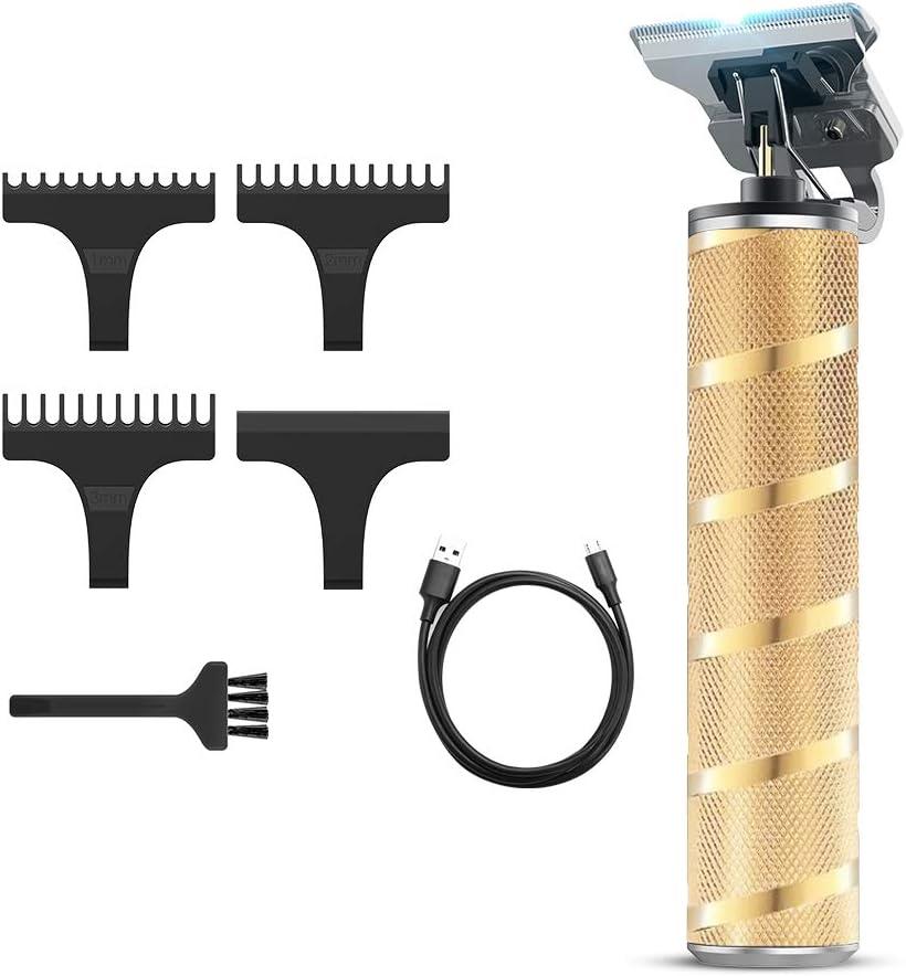 Recortadora Eléctrica para Hombres, Xpreen Máquina Cortapelo, Recortadora de Cabello para Hombres, Cortadora de Cabello Cortapelos,Recortador Pelo Barba Kit Familia Carga USB