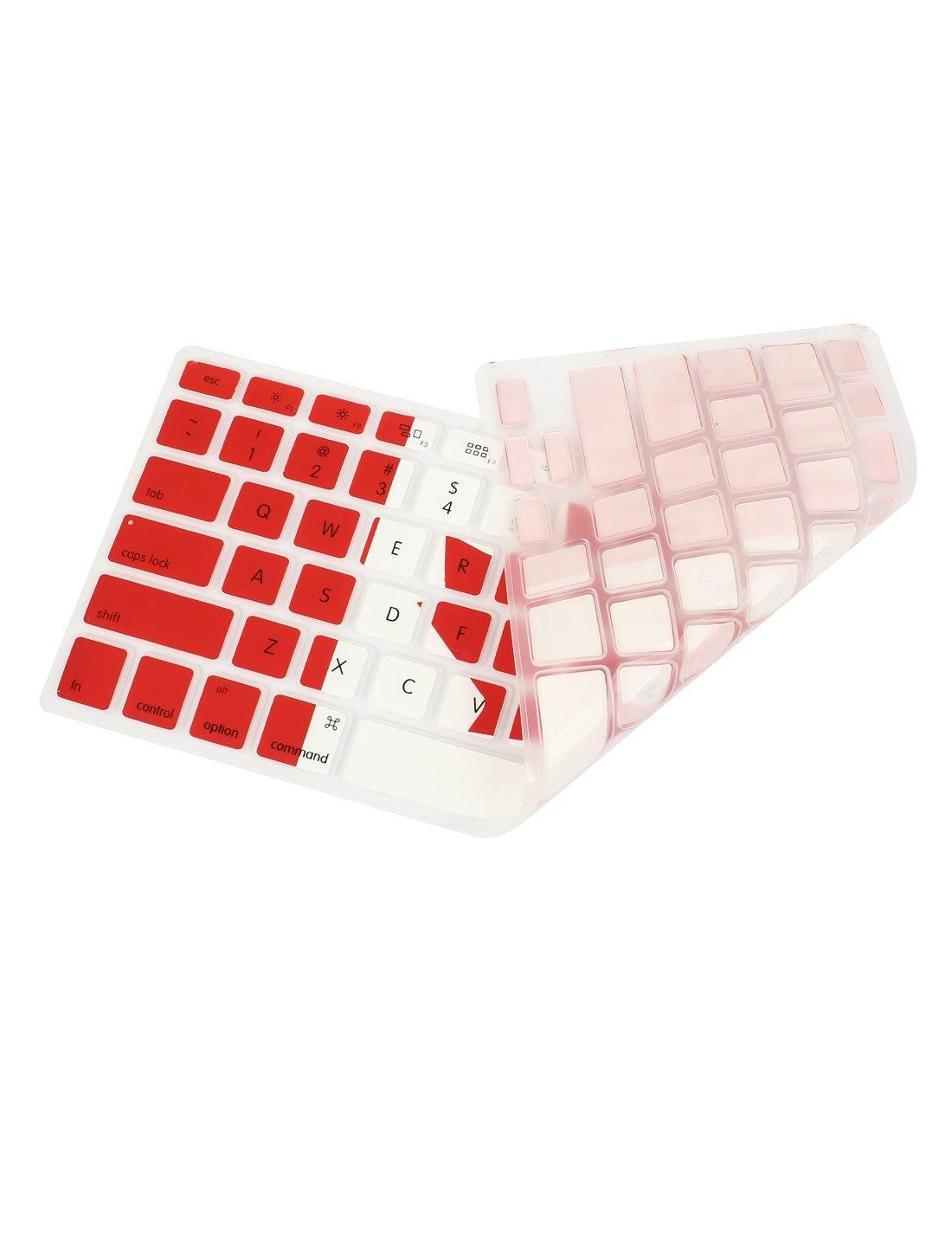 Amazon.com: eDealMax La Bandera de Canadá teclado cubierta de la película del Protector Para Apple MacBook Air 13,3: Electronics