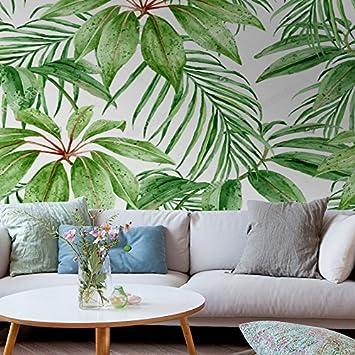 Huangyahui Wandbilder Tropischer Regenwald Personalisierte Frische