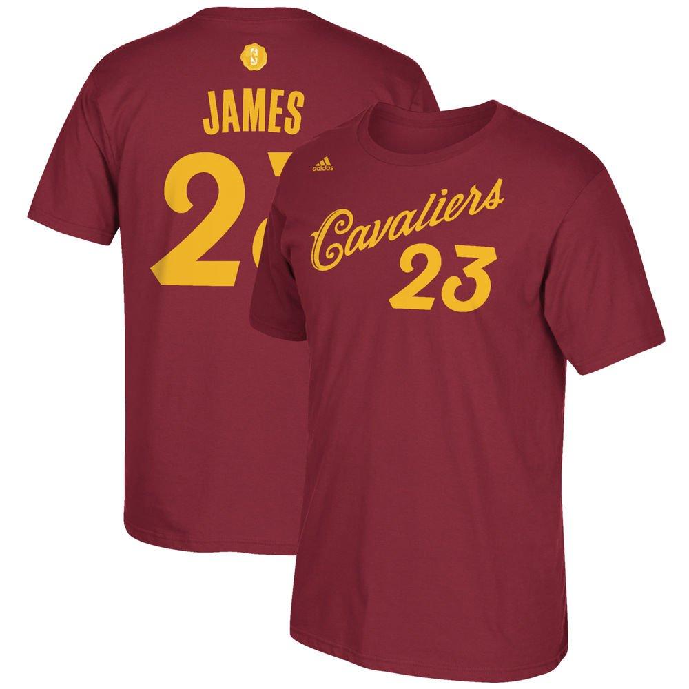 best website 4377e 4e66f Amazon.com : LeBron James Cleveland Cavaliers Christmas Day ...
