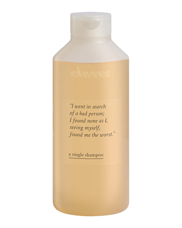 DAVINES | A Single Shampoo