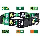 Native Pup St. Patrick's Day Dog Collars