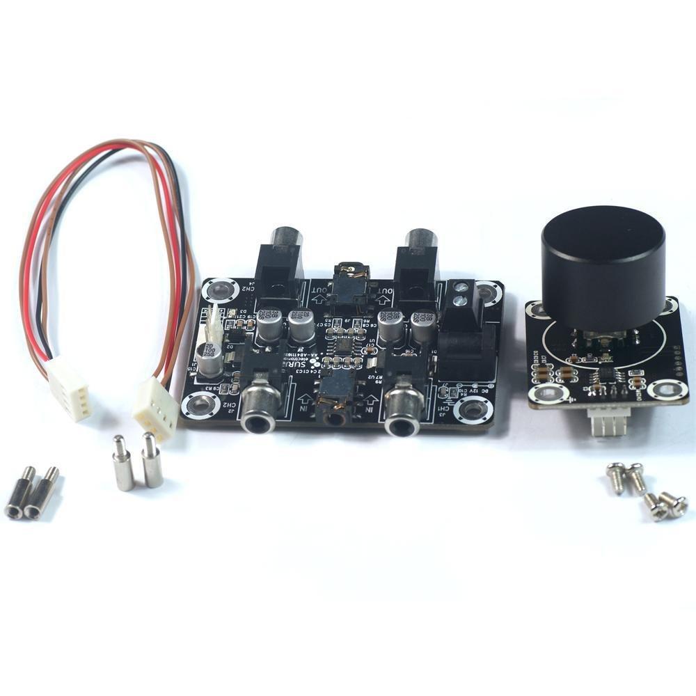Sure Electronics - Regolatore di volume digitale stereo per amplificatori con chip PT2259 4332835600