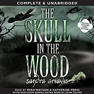 The Skull in the Wood Audiobook