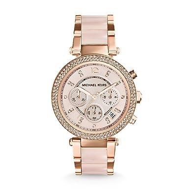 Buy Michael Kors Analog Rose Dial Women s Watch - MK5896 Online at ... f7df02d2a