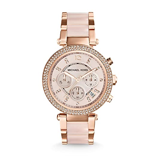 7a058b63dbf00 Image Unavailable. Image not available for. Colour  Michael Kors Women s  Watch MK5896