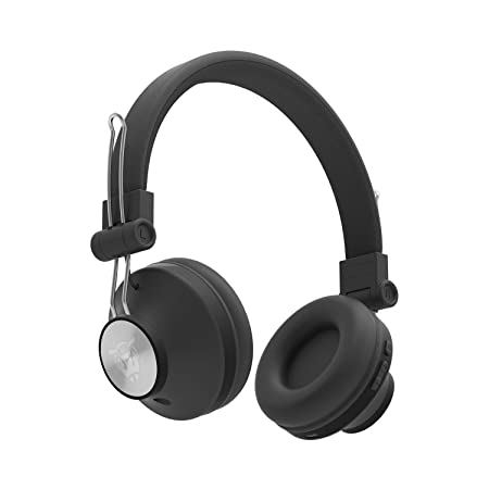 Ant Audio Treble H82 On-Ear Bluetooth Wireless Headphones with Mic (Black) On-Ear Headphones at amazon