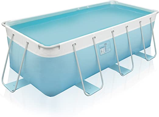 Piscina fuera Terra Panarea 428 x 183 x 122 cm Kit Gold: Amazon.es ...