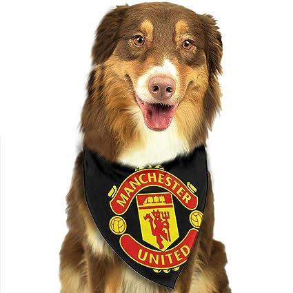 Amazon Com Hjkh Pjkl Logo Manchester United Pet Dog Puppy