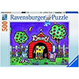Ravensburger Dogs At Twilight Jigsaw Puzzle (500 Piece)