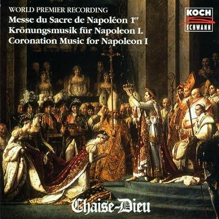 Integral Musica Coronacion Napoleon: Paisiello, Roze: Amazon.es: Música