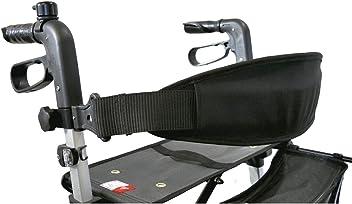 FabaCare Rückengurt Rückenlehne Rollatorgurt, Gurt für Alu-Rollator LR170 9269 43845 65218 , mit Easy to Clean Spezialversiegelung