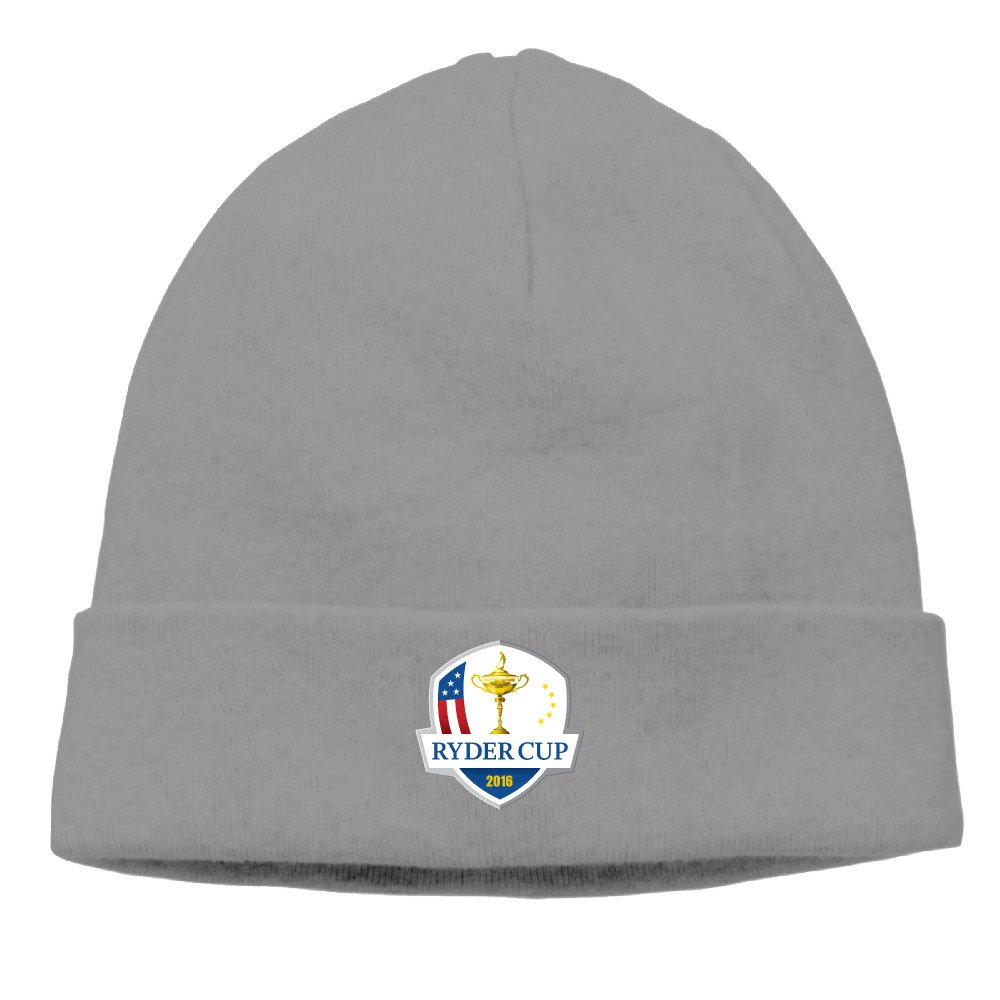 2d4aaa461bed11 Amazon.com: PHOEB Ryder Cup Men's & Women's Beanie Cap Hat Ski Hat Caps  Skull Cap DeepHeather: Clothing