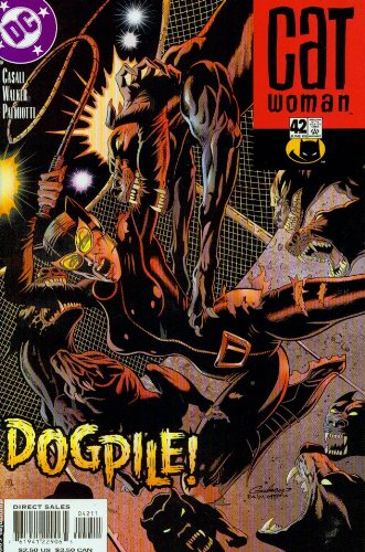Catwoman #42 Dogpile! pdf epub