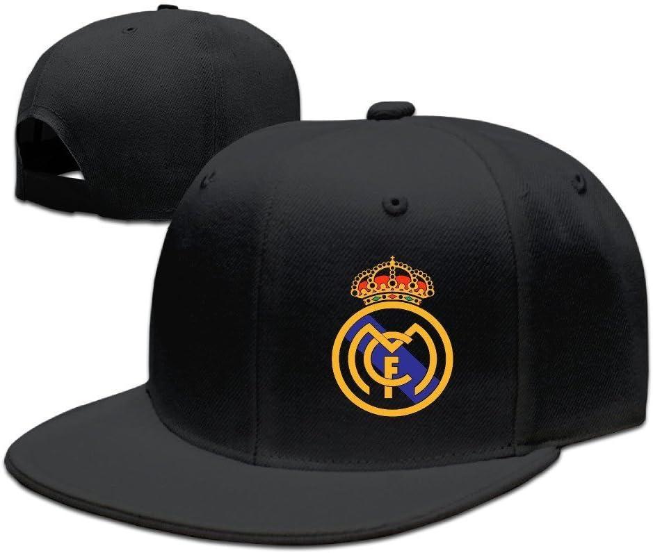 Runy Personalizado Real Madrid Club de F ¨² tbol Logo Sombrero y ...