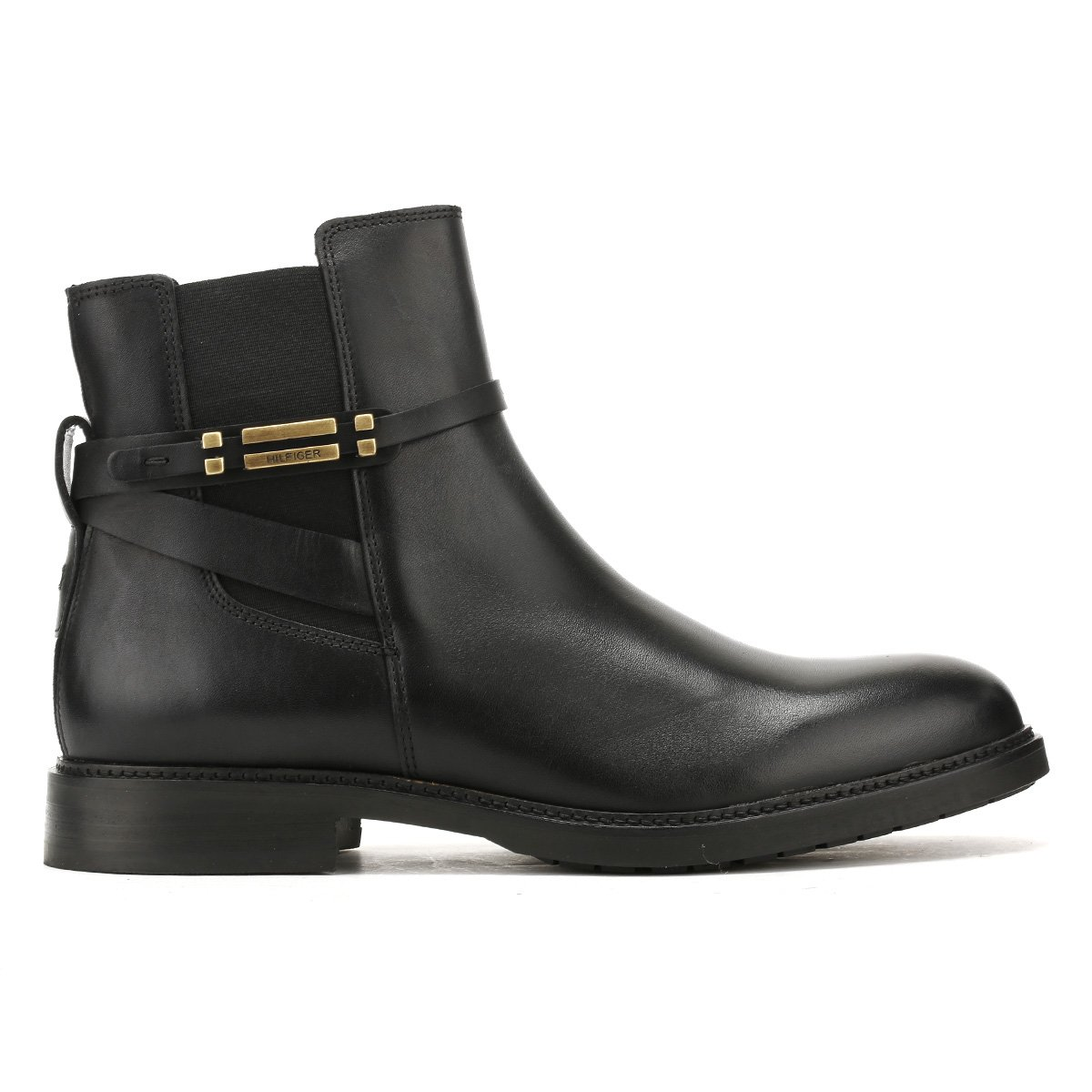 Tommy Hilfiger Holly Mujer Botas Negro: Amazon.es: Zapatos y complementos
