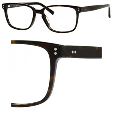 c1ee6685262c Image Unavailable. Image not available for. Color: CHESTERFIELD Eyeglasses  28 XL 0086 Dark Havana 55MM