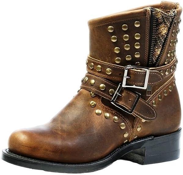 Boulet Womens Hillbilly Golden Boot