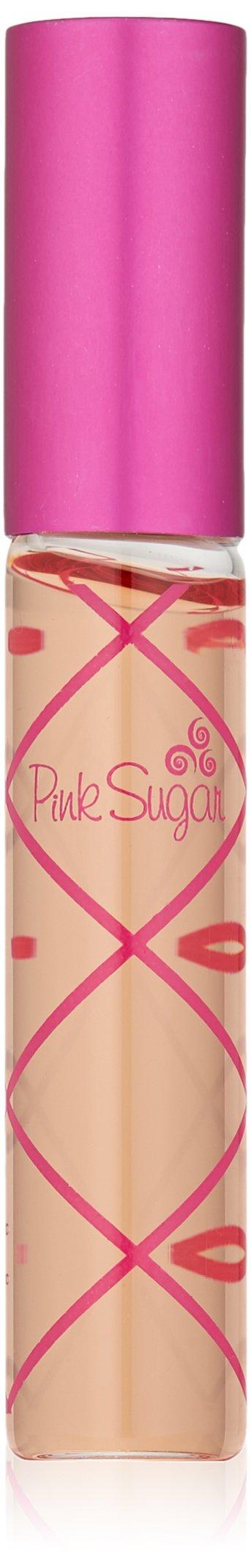 Pink Sugar Aquolina Roller Ball Eau De Toilette for Women, Travel Size, 0.34 Oz