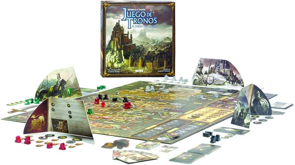 Edge Entertainment - Juego de Tronos el juego de tablero - Español: Amazon.es: Juguetes y juegos