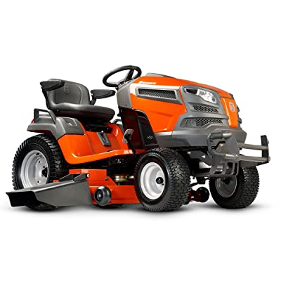 24V Hydro Pedal Tractor Mower 52 Inches Twin by Husqvarna