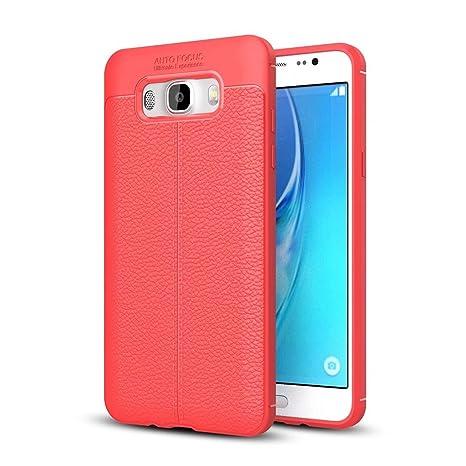 Funda Samsung Galaxy J7(2016) SM-J710 Case Lanpangzi Dermatoglifos ...