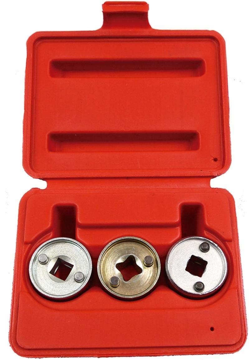 Tool Hub 9576 Camshaft Control Valve Removal Socket Set For Use On Audi VW TSi TFSi 1.8 2.0 4 Cylinder Engines