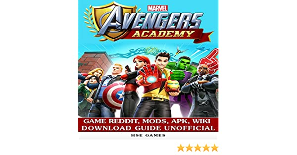 Amazon com: Marvel Avengers Academy Game Reddit, Mods, APK