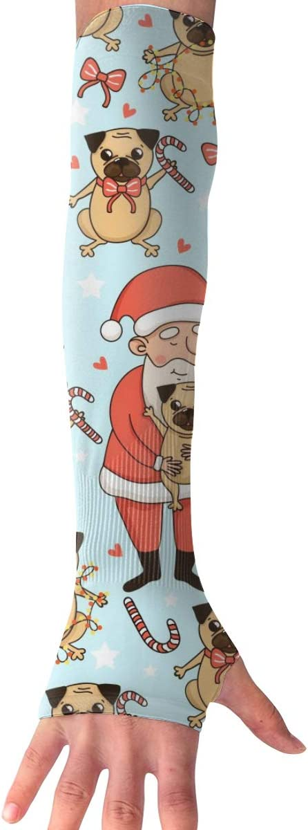 MASDUIH Santa Claus Pug...