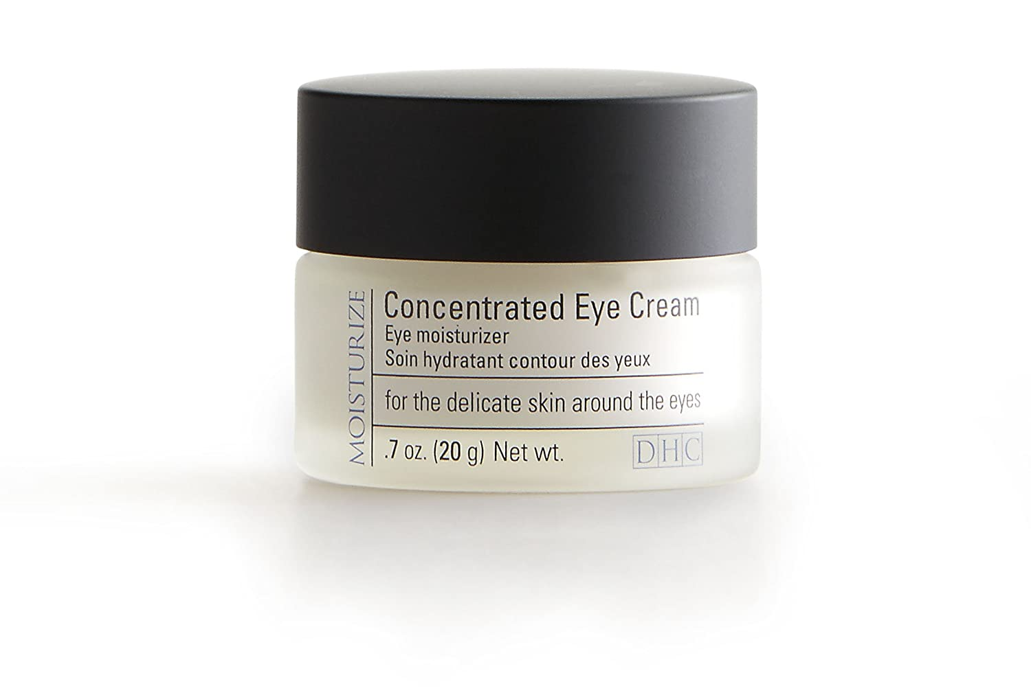 DHC Concentrated Eye Cream 0.7 oz. Net wt MEC