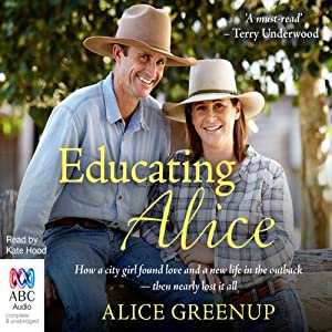 Educating Alice Audiobook