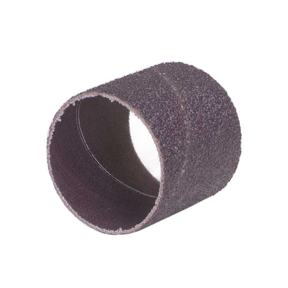 Resin Bond Pack of 10 Aluminum Oxide 3 Inside Diameter x 3 Width Grit 36 Merit Abrasive Spiral Band
